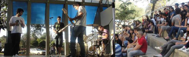 Rock do Bom na Concha Acústica