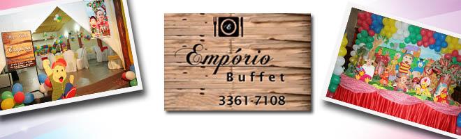 Faça a escolha certa na hora de contratar um buffet, escolha o EMPÓRIO BUFFET!