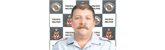 Policial Militar de Pedrinhas Paulista é destaque do mês de julho