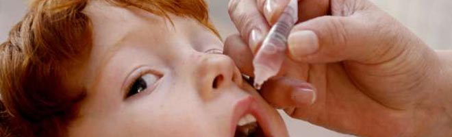 Paraguaçu supera a meta de vacinação contra a paralisia infantil