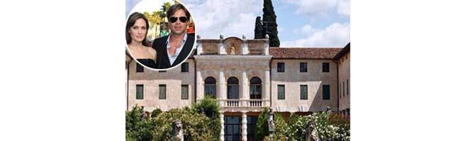 Brad Pitt e Angelina Jolie compram uma caríssima Villa na Itália