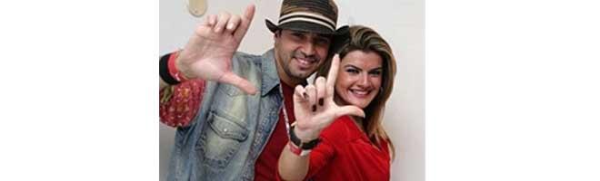 Mirella sai do casamento com Latino sem levar nada