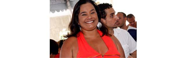 Solange Couto engravida aos 54 anos