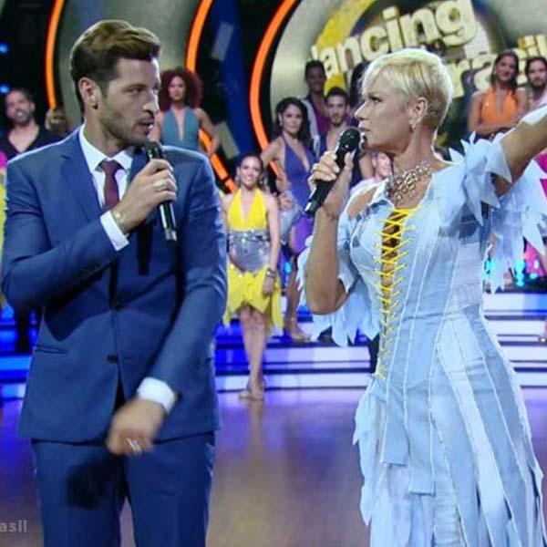 Exibido em novo dia, Dancing Brasil tem surpreendido a Record em audiência