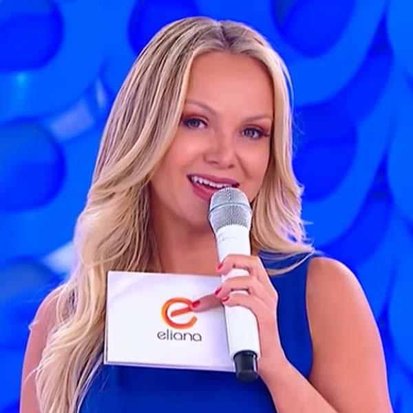 Eliana abre o jogo e fala o motivo de ter recusado proposta para assinar com a Globo