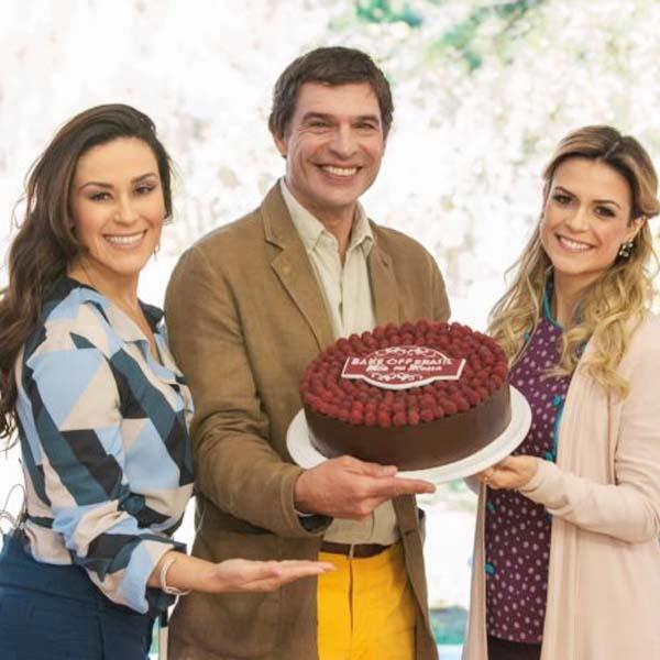 Bake Off Brasil termina temporada com boa audiência e repercussão no SBT