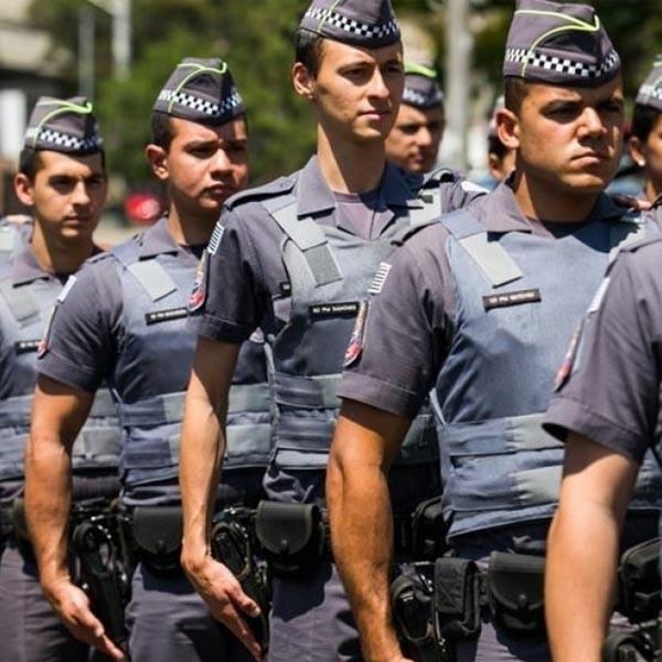 Polícia Militar abre concurso para contratar 2,7 mil soldados