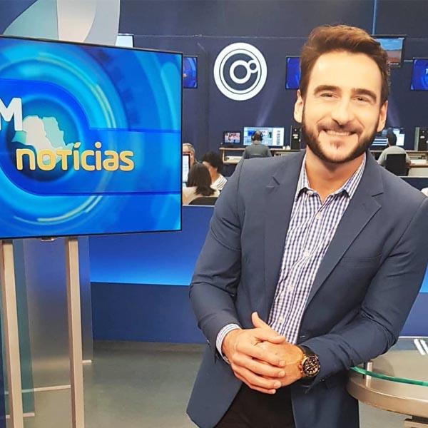 Evandro Cini é contratado pela CNN Brasil e deixa a TV TEM