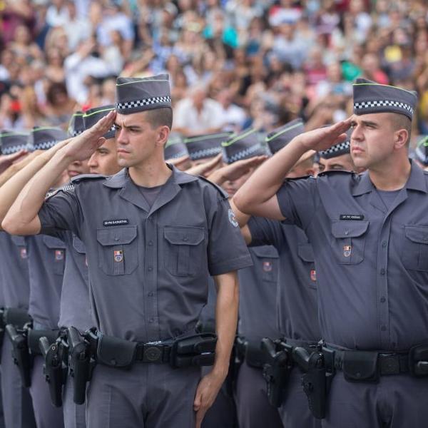Governo de SP autoriza contratação de 5.600 policiais militares; veja salários