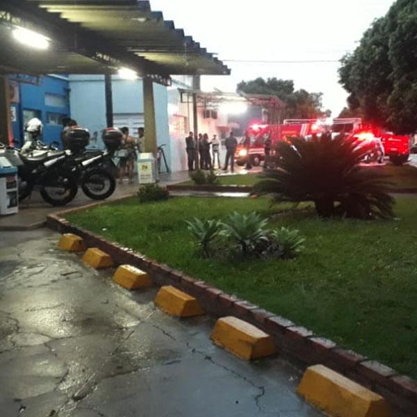 Policial sofre grave acidente ao cair de Jet Ski no Balneário de Rancharia