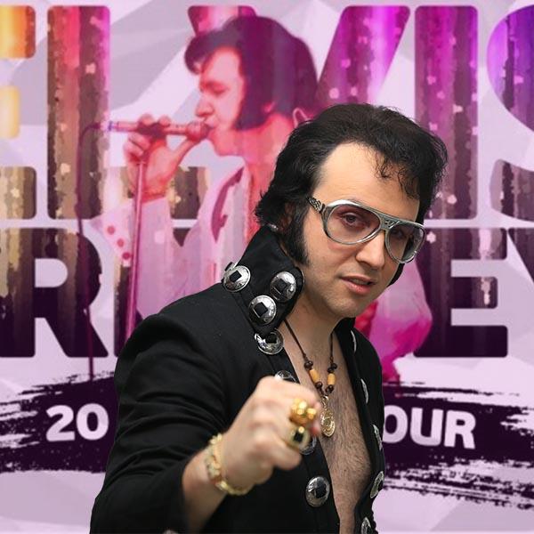 Paraguaçu homenageia o Dia Internacional da Mulher com show inédito do Tributo Elvis Presley
