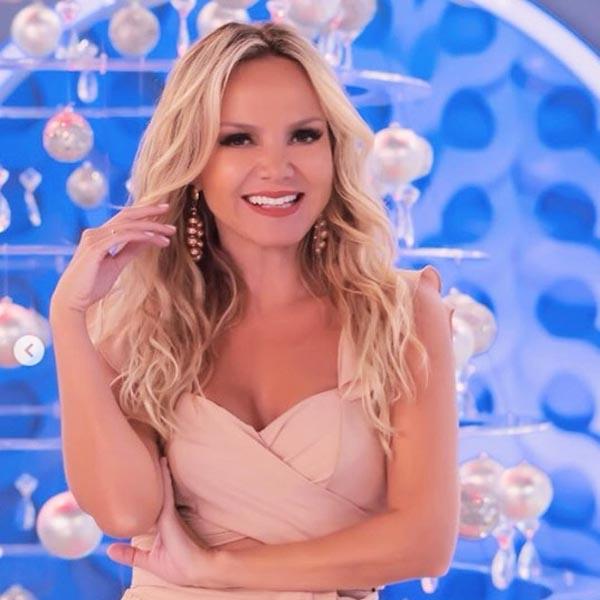 Globo pensa em tirar Eliana do SBT para lugar de apresentador, diz programa