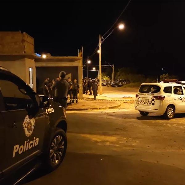 Briga entre casal acaba com morte de mulher e prisão de agente penitenciário em Martinópolis