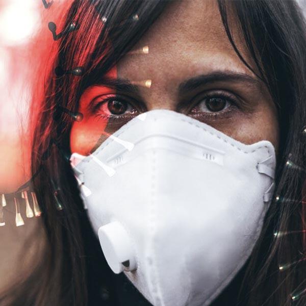 Coronavírus: Até que ponto as máscaras são eficazes?
