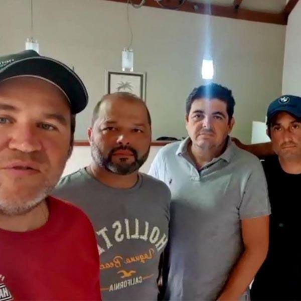 Motociclistas de Assis são autorizados a voltar para o Brasil
