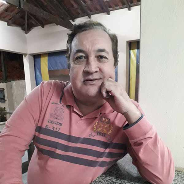 Osmar de Souza completa idade nova
