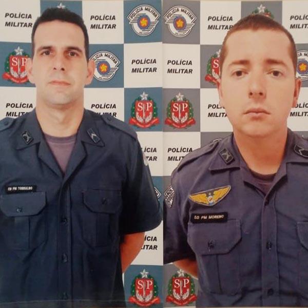 Equipe policial que se destacou em ocorrência de tentativa de estupro é homenageada