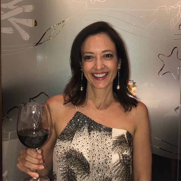 Milene Moreira comemora mais um aniversário