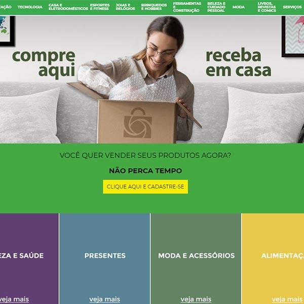 Associação Comercial de Paraguaçu lança shopping virtual para comerciantes
