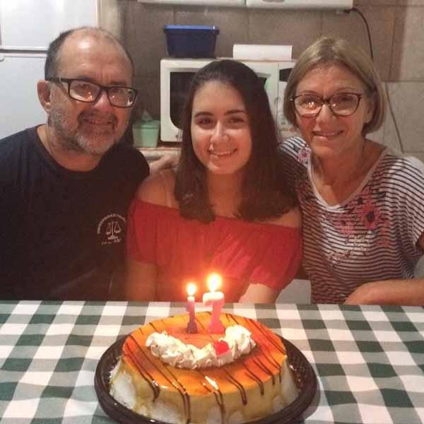 Neste Mês de Maio a família Ferreti comemora seus aniversários