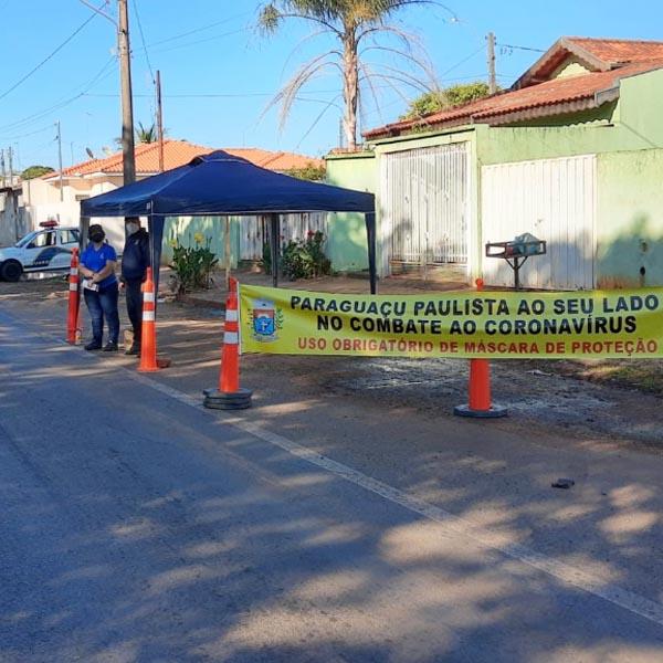 Paraguaçu Paulista fará instalação de barreiras móveis de fiscalização