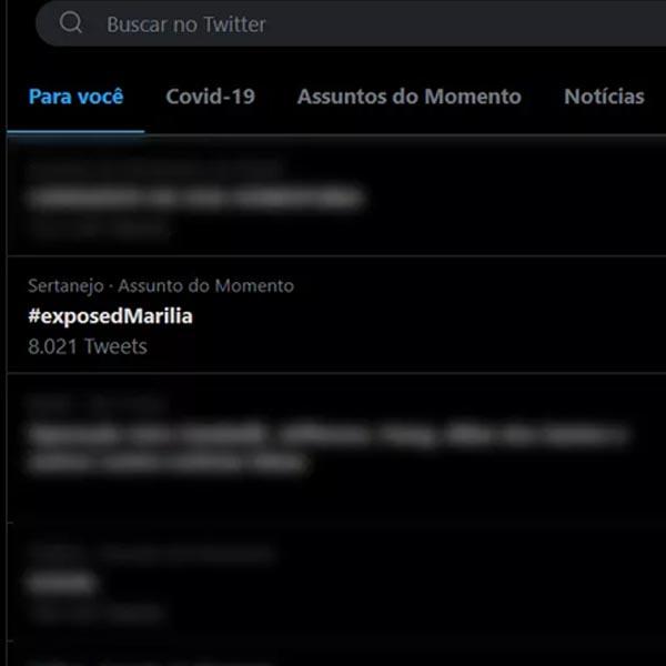 #exposedMarília: mulheres usam hashtag para denunciar casos de abuso sexual em Marília