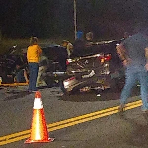 Três veículos envolvem em grave acidente entre Assis e Tarumã