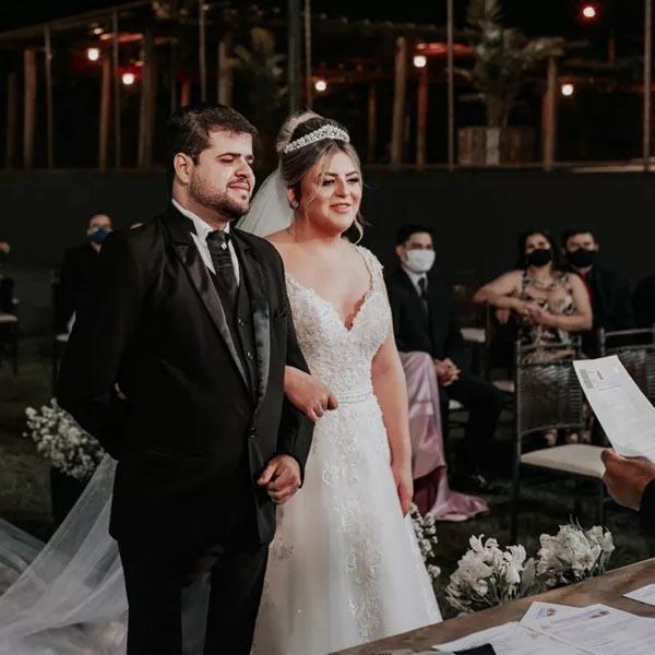 Casal consegue autorização da Justiça para realizar casamento em Marília