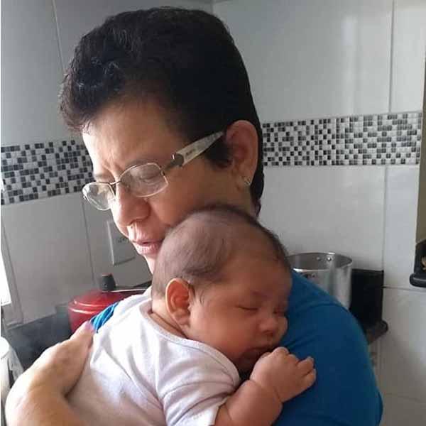 Marinete Ferreira é a aniversariante do dia