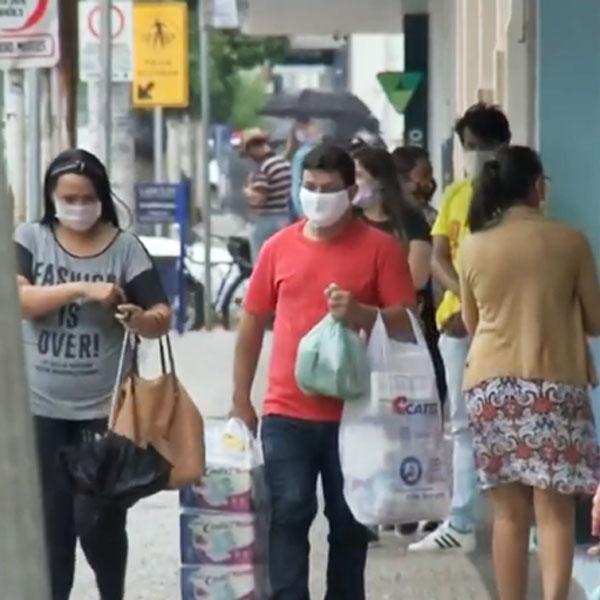Paraguaçu Paulista descumpre plano estadual de retomada do comércio e permite atividade da fase 4