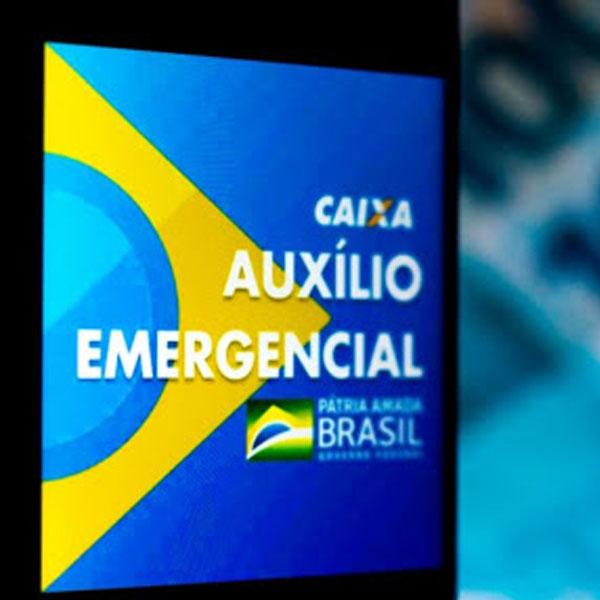 Auxílio emergencial começa a ser creditado na conta de beneficiários