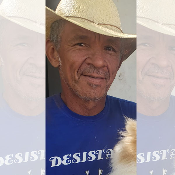 Homem de 50 anos está desaparecido há uma semana em Paraguaçu Paulista
