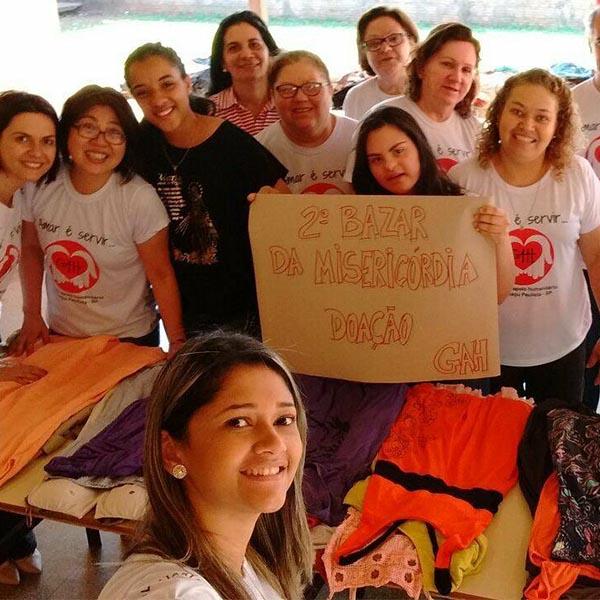 Grupo de Apoio Humanitário está há quase 30 anos trabalhando em prol da população paraguaçuense