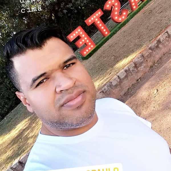 Cristiano Rodrigues é a aniversariante do dia