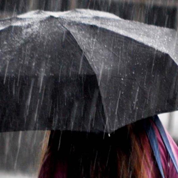 Defesa Civil emite #alerta para baixas temperaturas, pancadas de chuvas, rajadas de vento e raios