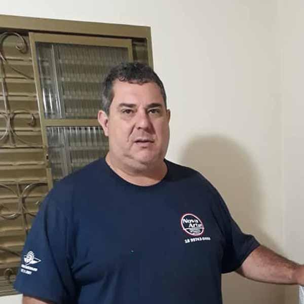 Geraldo Ribeiro apaga velinhas neste domingo