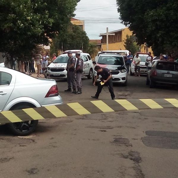 Acusado de assassinar homem com tiros e mais de 20 facadas é preso em Assis