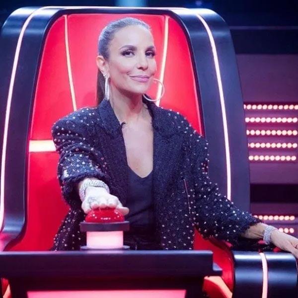 The Voice: Globo confirma nova temporada e anuncia substituto de Ivete