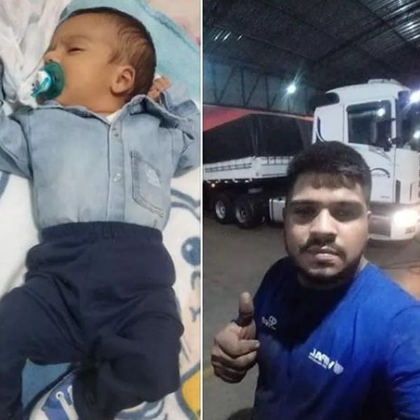 Pai e bebê de Assis morrem após carro capotar em trevo