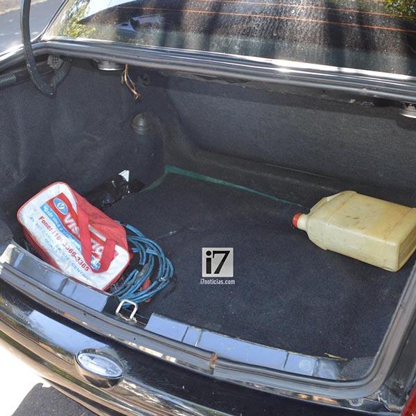 Mulher encontrada em porta-malas de veículo disse que foi sedada por sequestrador