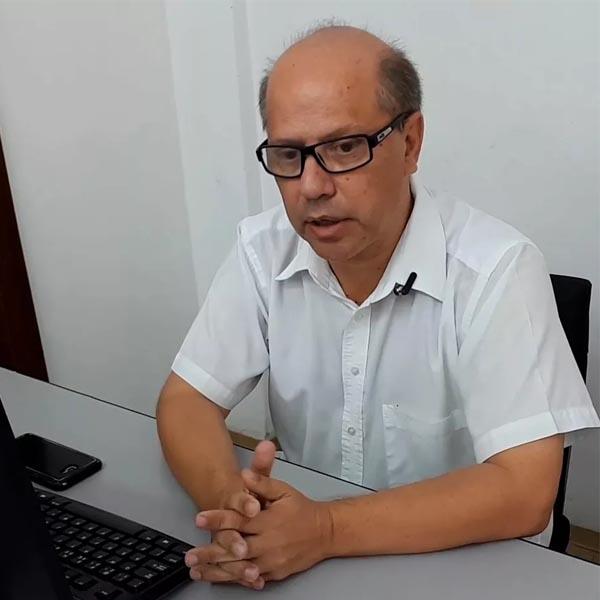 Médico que atuava no combate à Covid-19 morre com a doença aos 56 anos em Tupã