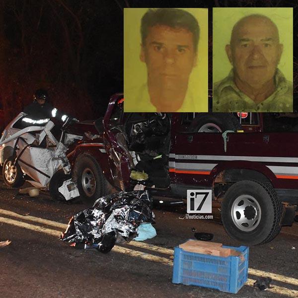 Dois homens morrem após grave acidente na rodovia Paraguaçu/Assis