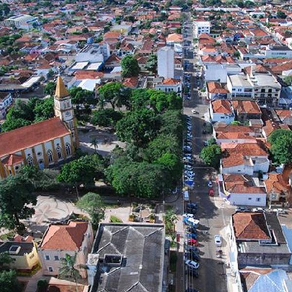 Paraguaçu Paulista tem quase 46 mil habitantes, estima IBGE