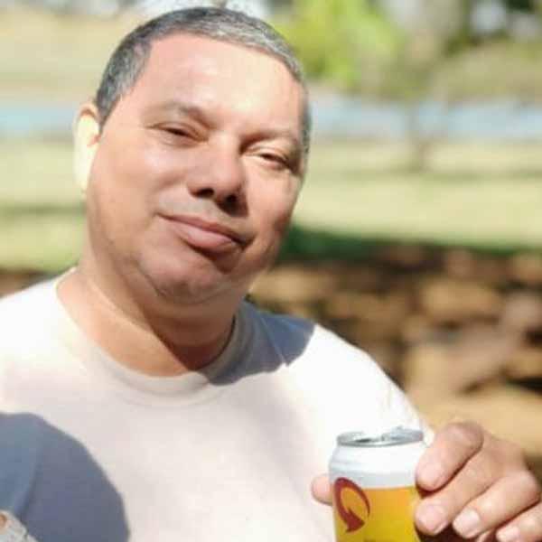 Edson Silvério comemora mais um aniversário