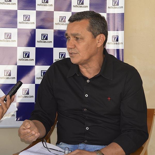 Atual presidente da Câmara, Sérgio Donizete fala sobre a sua pré-candidatura a prefeito