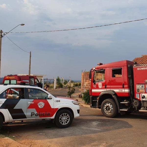 Bombeiros localizam corpo de adolescente de 15 anos que estava desaparecido em Marília