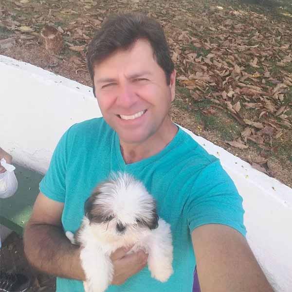 João Nogueira Rosa comemora mais um aniversário