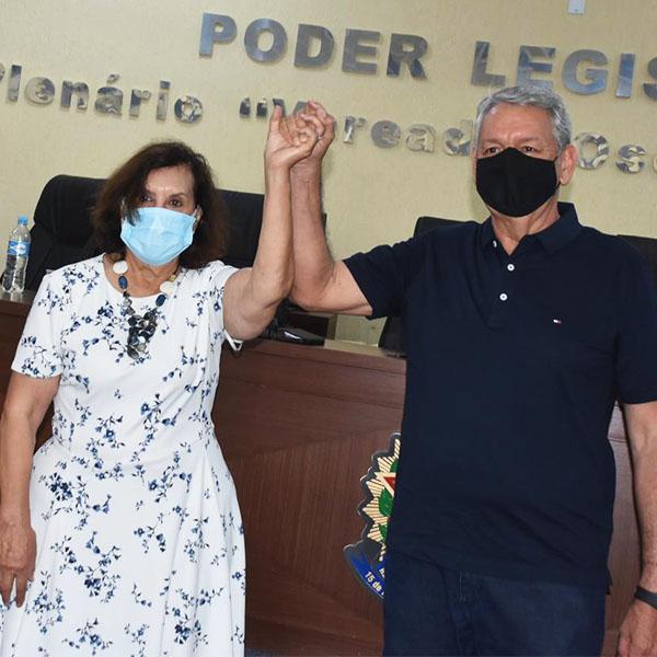 PSDB define pré-candidatura de Almira Garms à reeleição em Paraguaçu Paulista