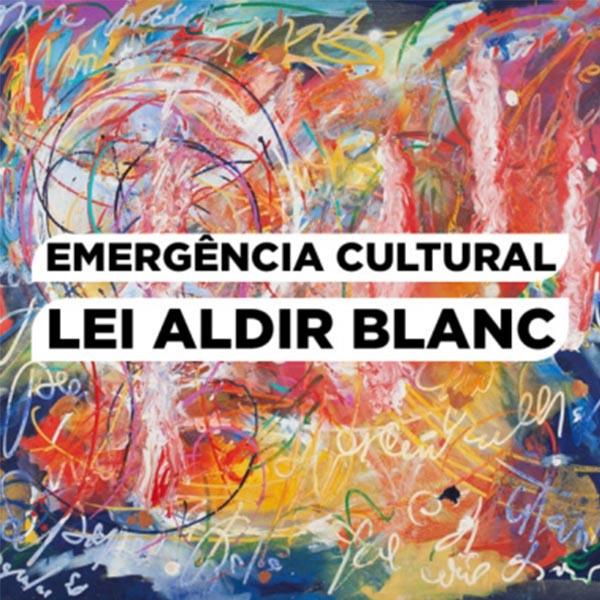 Inscrições para seleção e premiação pela Lei Aldir Blanc começam segunda, dia 28