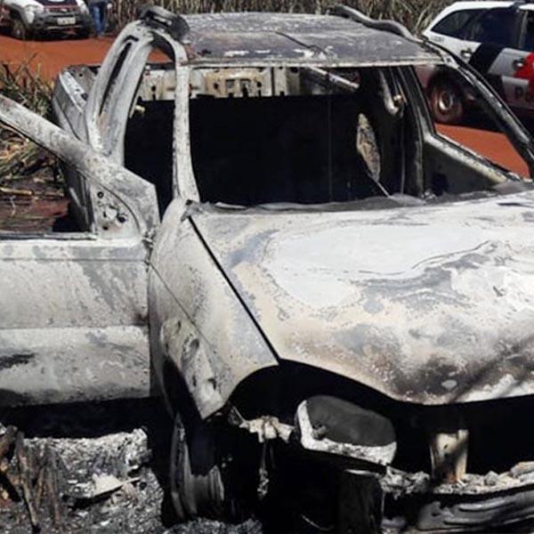 Polícia apreende adolescentes suspeitos de agredirem homem para roubar carro em Maracaí